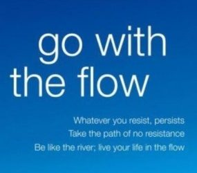 Go With The Flow – Rock It Thursday